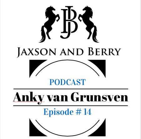 anky van grunsven podcast