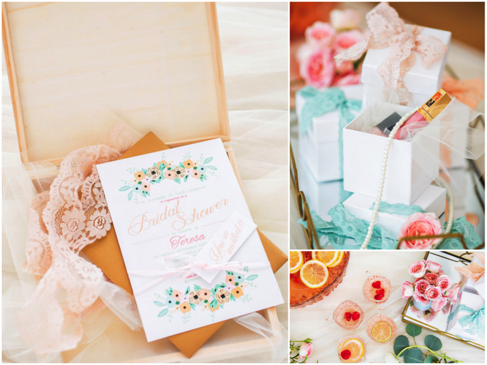 See Style Me Pretty's take on this idea here: http://www.stylemepretty.com/little-black-book-blog/2014/05/28/boudoir-bridal-shower-inspiration