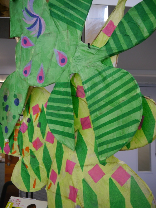 Image result for withy and paper sculptures