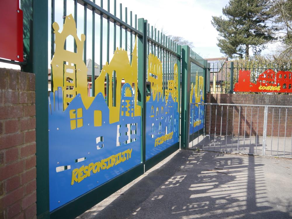 Lawley Primary Gates