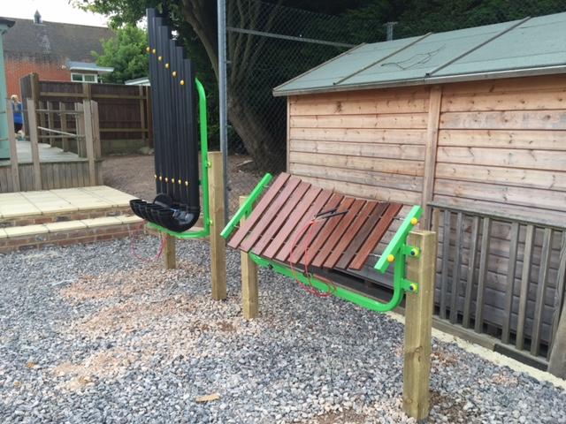 Outdoor Schools Glockenspiel
