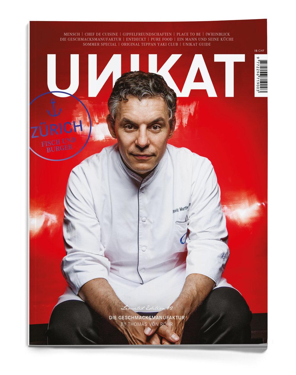 Issue #2 Zürich