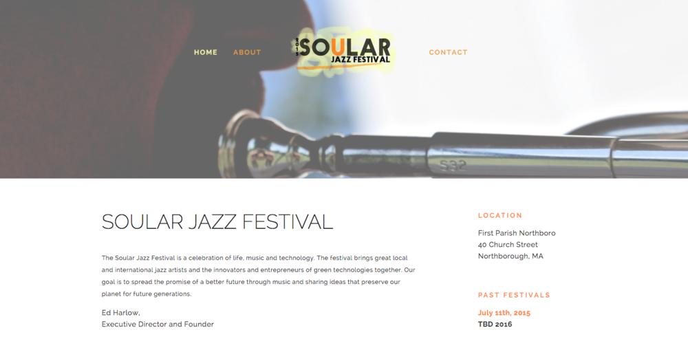 soularjazzfest.com