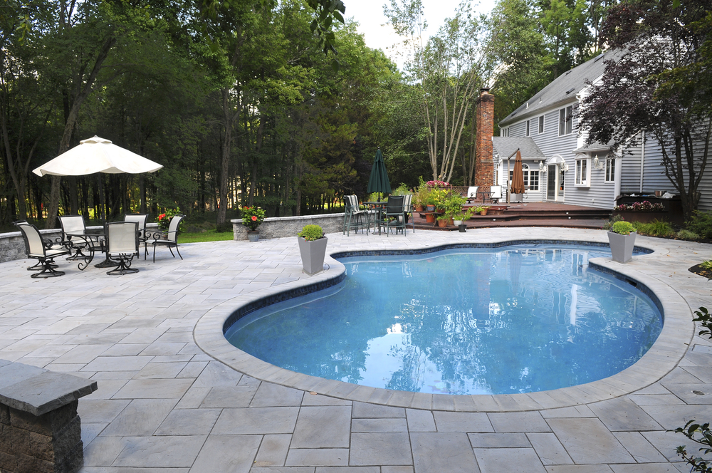Swimming pool builders renovations contractors in bucks - Swimming pool installation companies ...