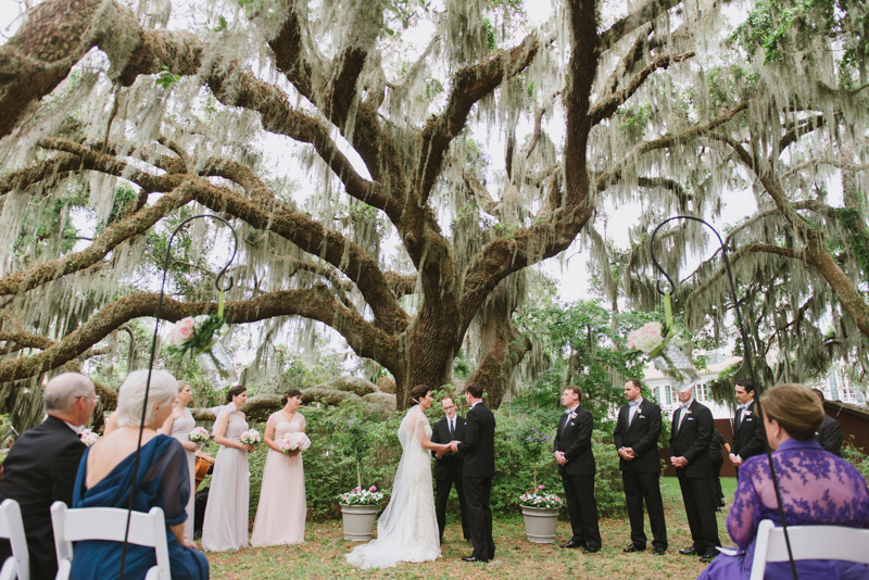 Jekyll Island Wedding Photographer | Crane Cottage | Concept-A Photography | Christine and Adam 29