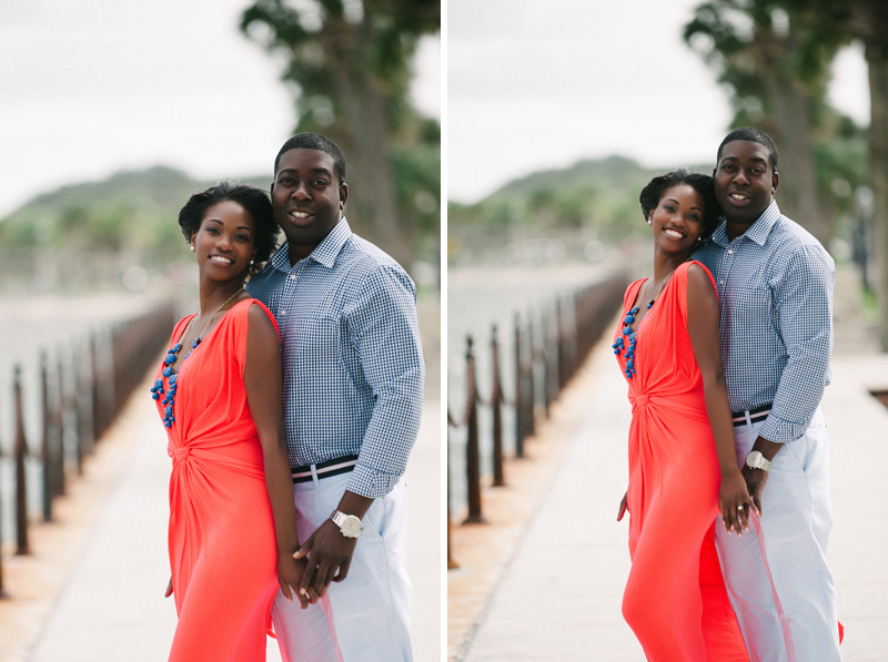 St. Augustine Engagement Photographer | Concept-A Photography | Erica and Jevon 01