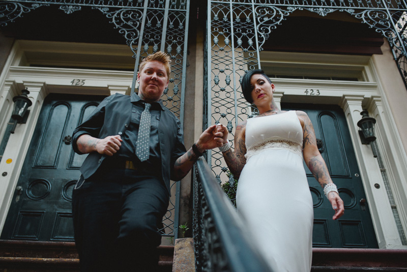 Savannah Elopement | Same-Sex Wedding | Concept-A Photography | Sarah and Piper 20