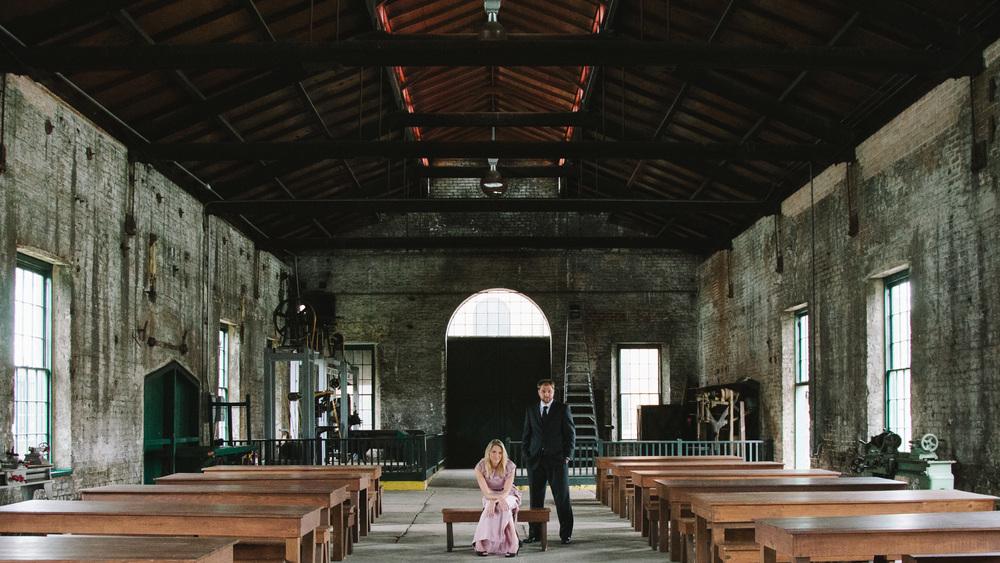 Savannah Engagement | Concept-A Photography