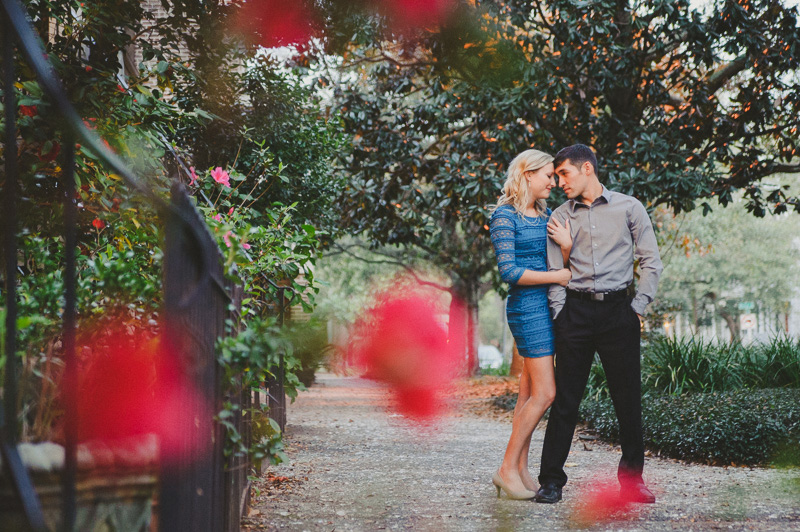 Savannah Engagement Photographer | Concept-A Photography | Claire and Nacho 16