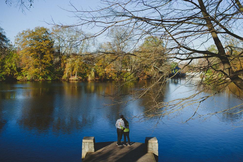 Atlanta Engagement Photographer - Piedmont Park