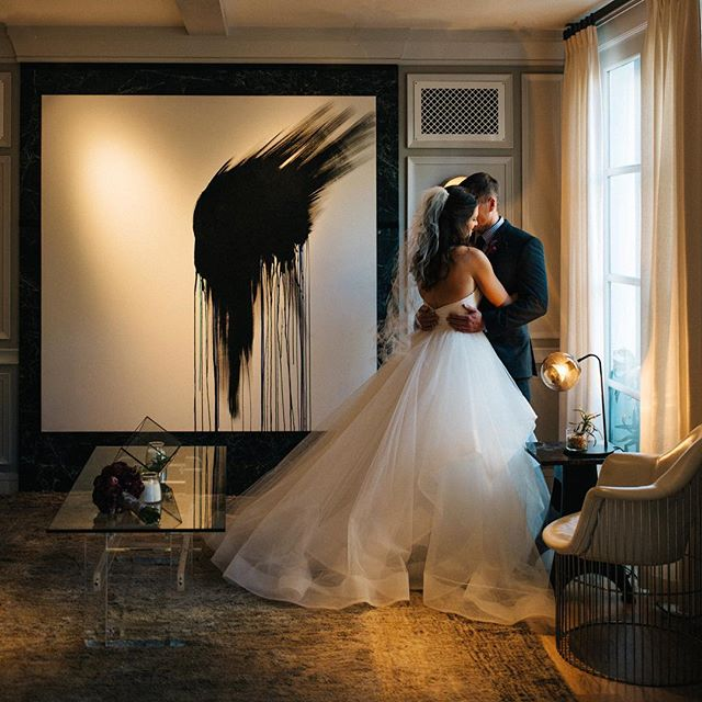 """We are never so vulnerable as when we love"" ~ Sigmund Freud #loveintentionally #thatdress #lightandshadow #savannah #wedding #conceptaphoto #lovebirds"