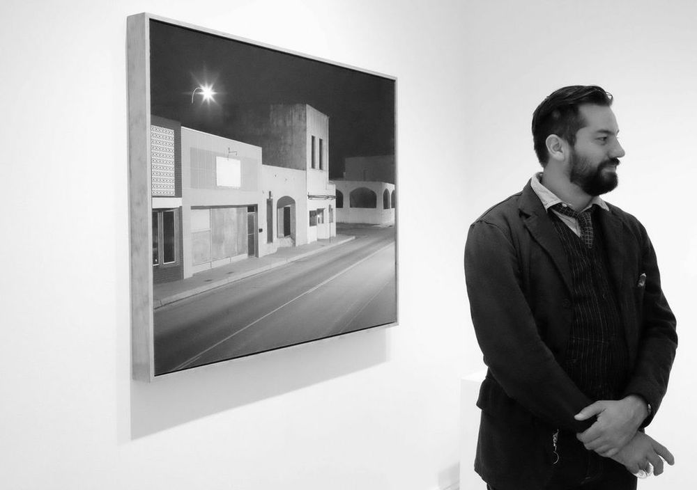Fact and Fiction: Imaging the West , Opening Reception, Cole Pratt Gallery, New Orleans,