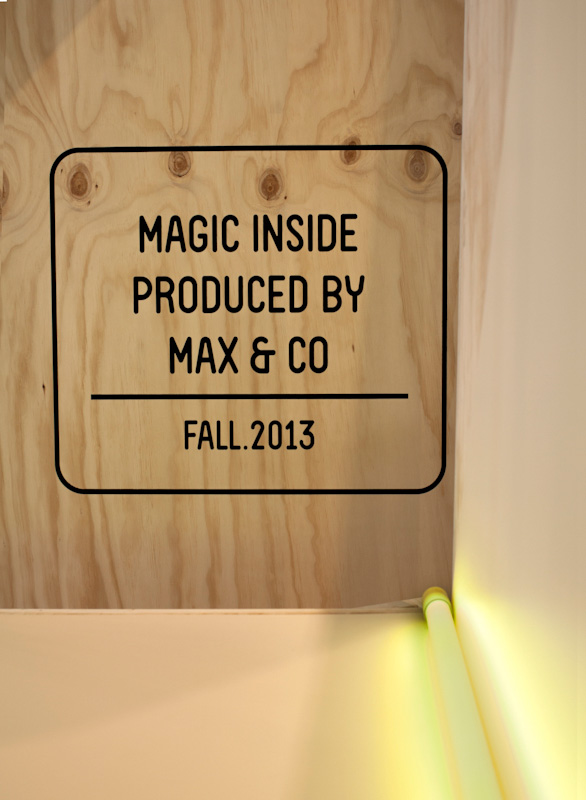 ©Studiopepe | Max&Co. | Magic Inside