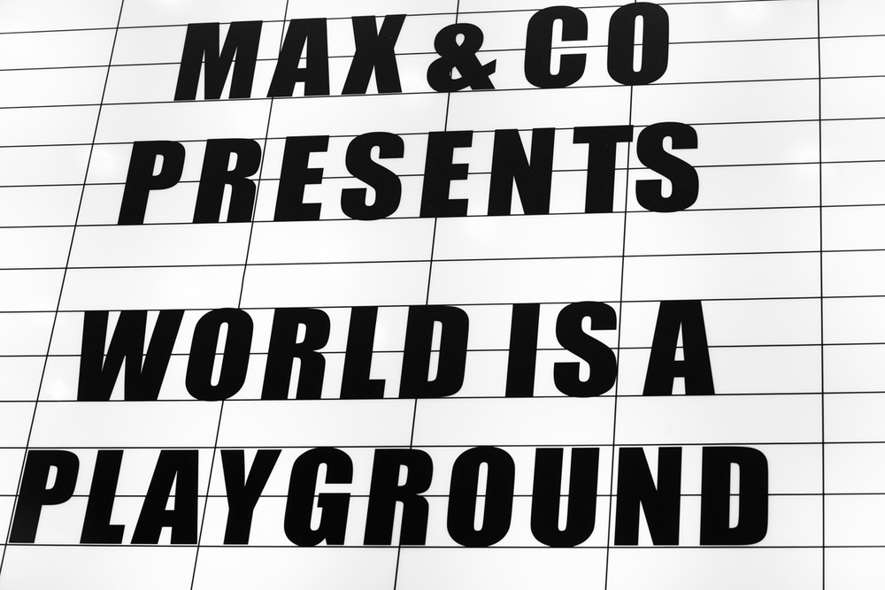 ©Studiopepe | Max&Co. | World Is A Playground