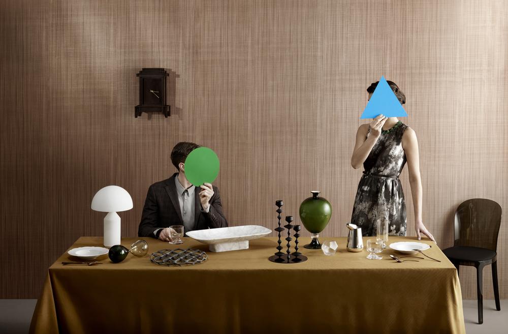 ©Studiopepe | Editorials | Case Da Abitare | Yoox / L'Art De La Table