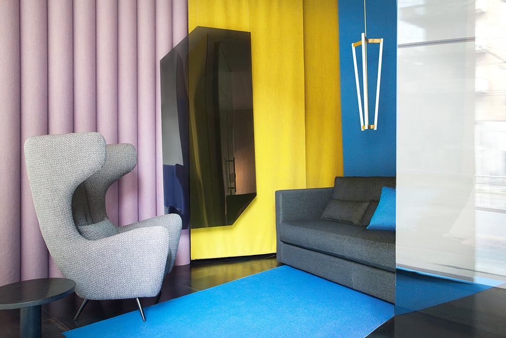 ©Studiopepe | Windows | Kvadrat / Raf Simons @ Spotti Milano