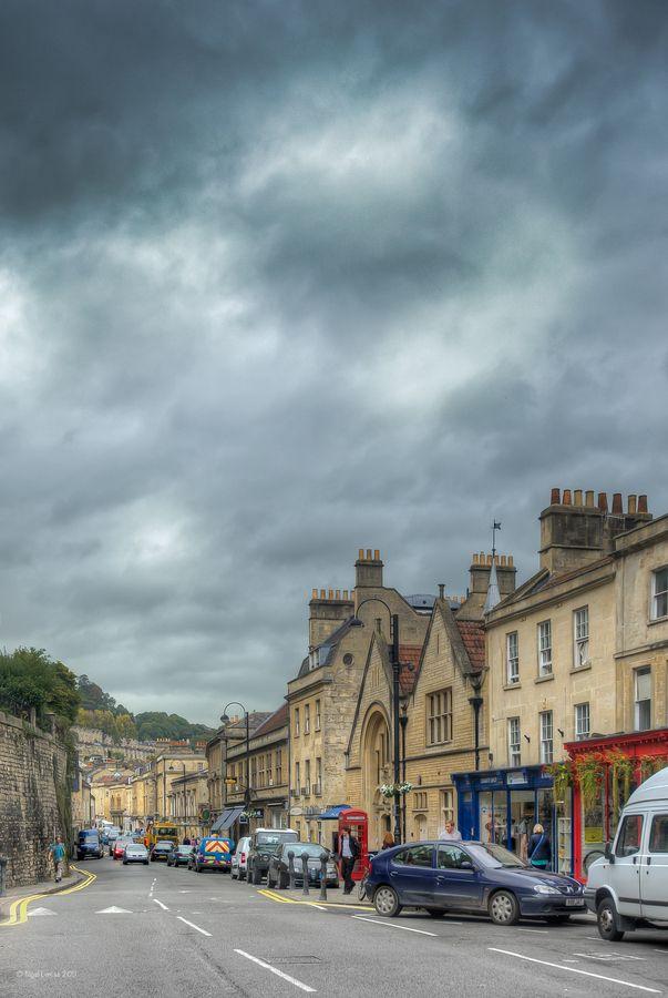 THE Walcott Street of Bath