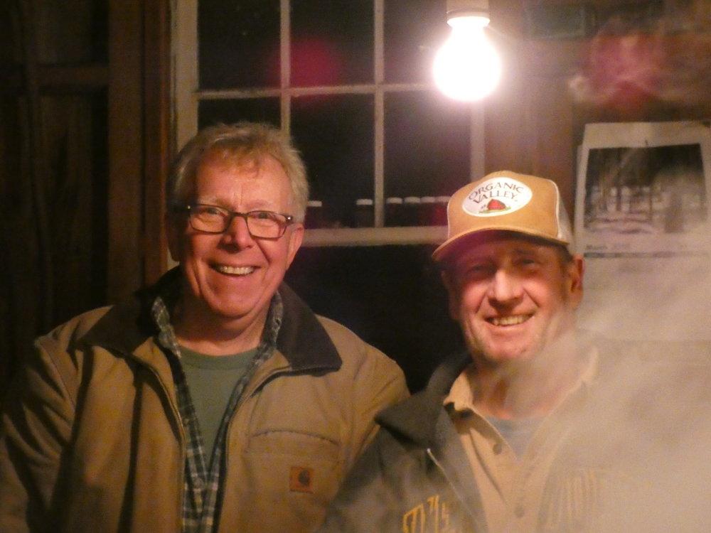 Greg Flickenger & David