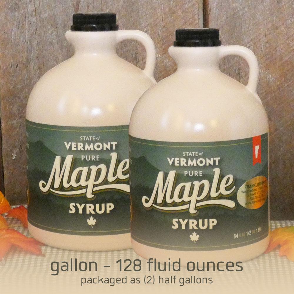 Buy gallon size.