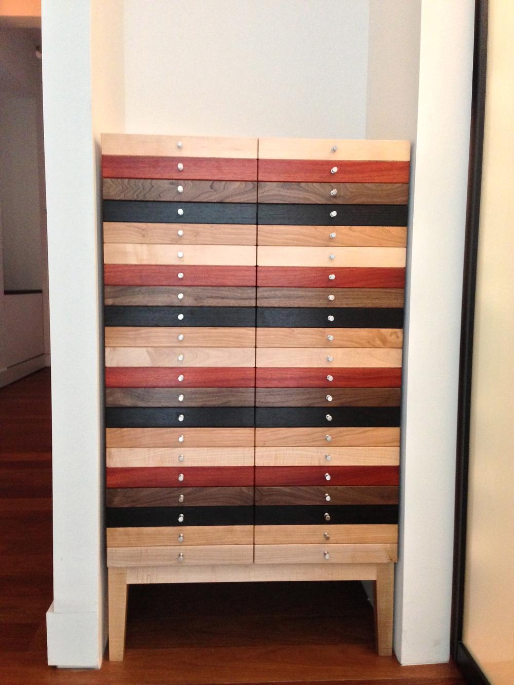 Multi Wood Dresser