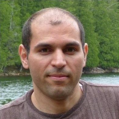 Amir Farjadian CEO & Co Founder