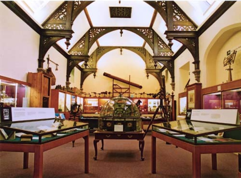 The Main Gallery of the Whipple Museum