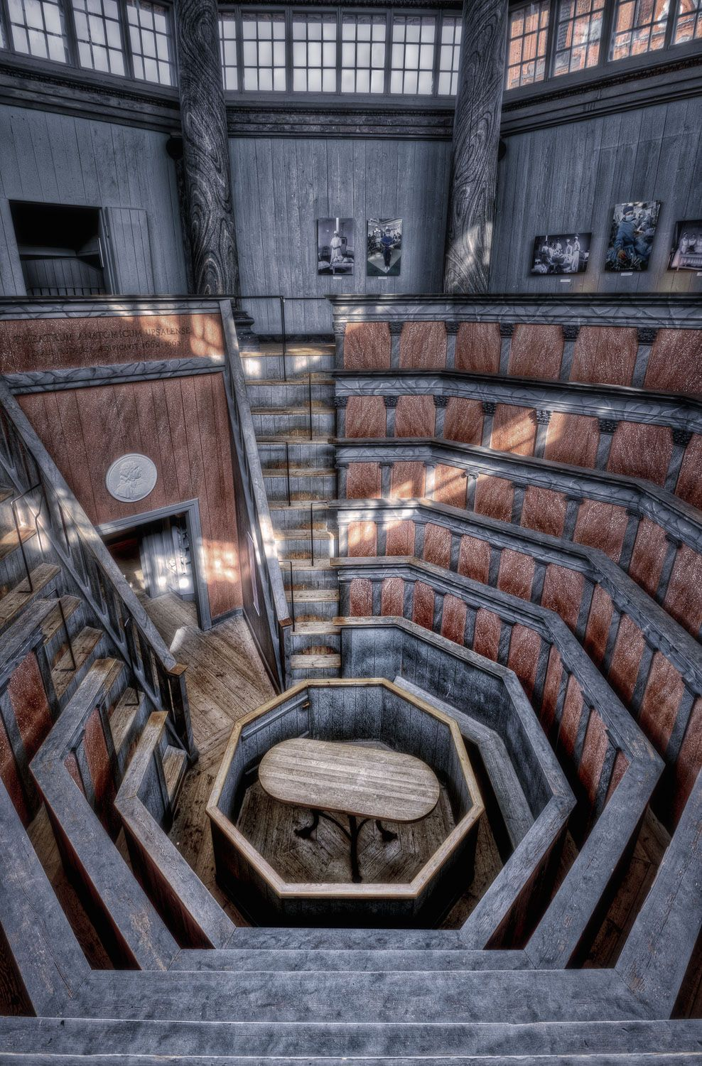 Uppsala Anatomical Theatre