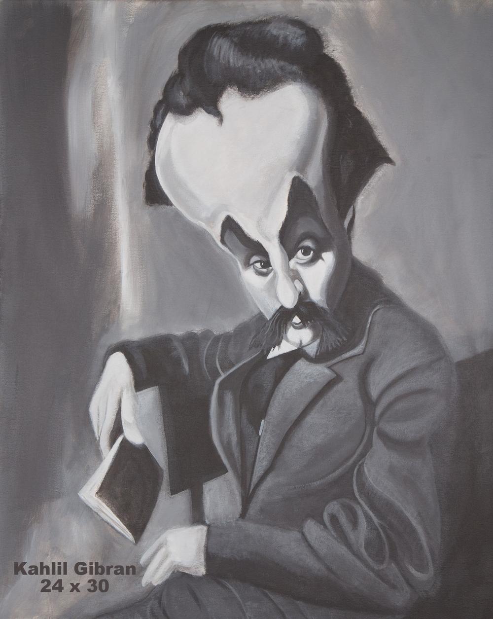 Kahlil Gibran 24 x 30.jpeg