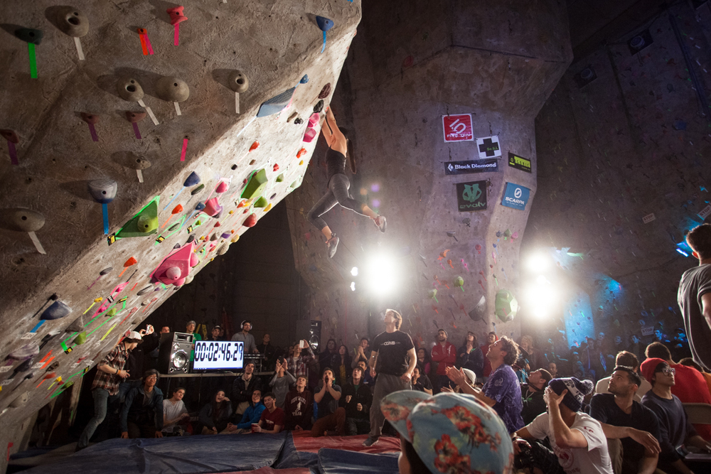 The tenth annual Feats of Strength in February saw proud victories from Vasya Vorotnikov and The Cliffs' own Molly Gaynor.
