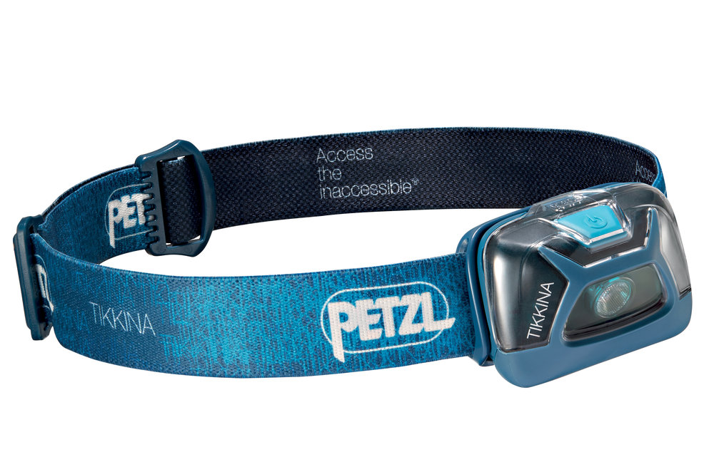 PETZL TIKKINA HEADLAMP - $19.95