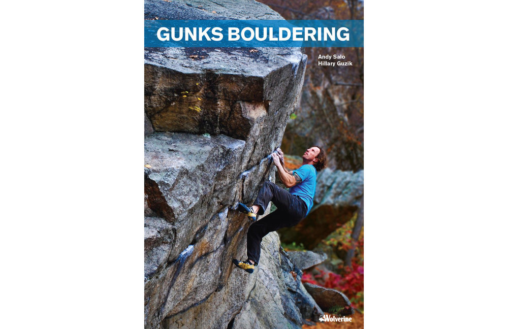 GUNKS BOULDERING GUIDEBOOK - $35