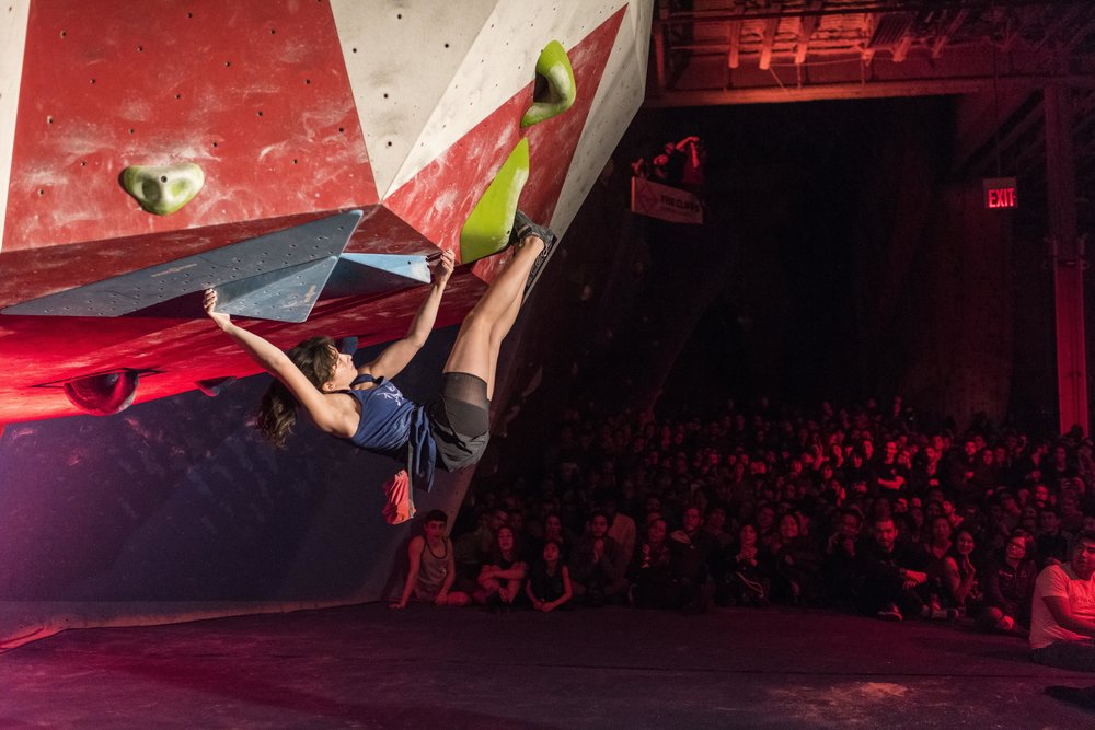 Tristate Bouldering Series - The baddest bouldering competition series on the East Coast. Created by The Cliffs.
