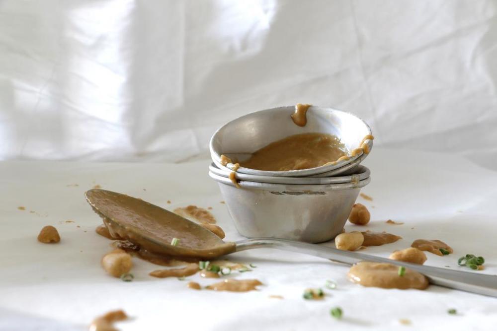 SHAREAT - LIFE & FOOD - erdnusssauce