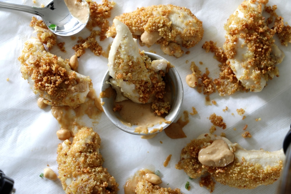 SHAREAT - LIFE & FOOD - chickenfingers