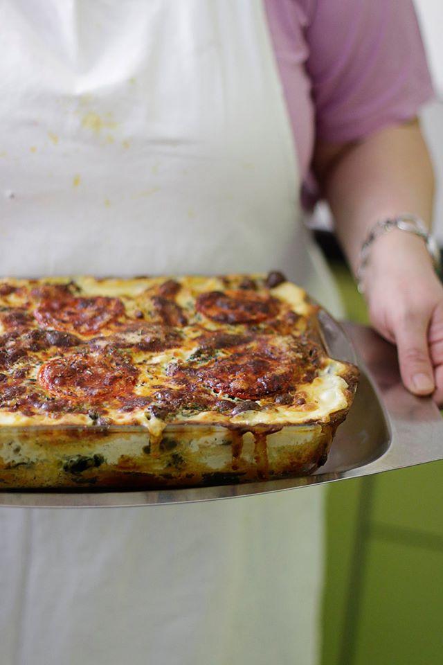 SHAREAT-Gemuese-Lasagne