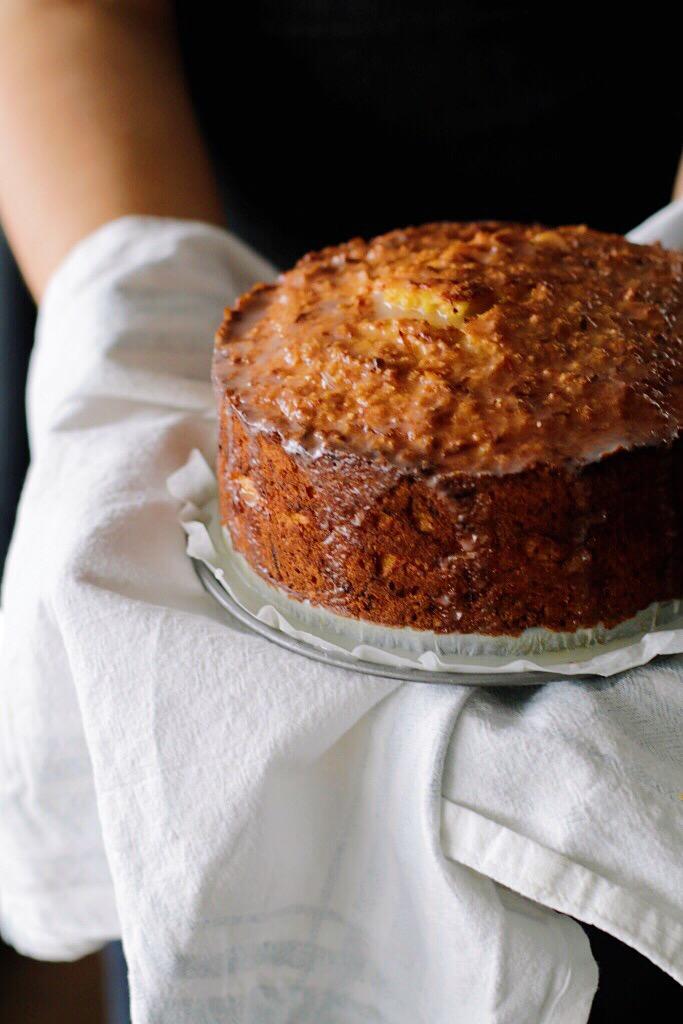 Ruebli Kokos Torte
