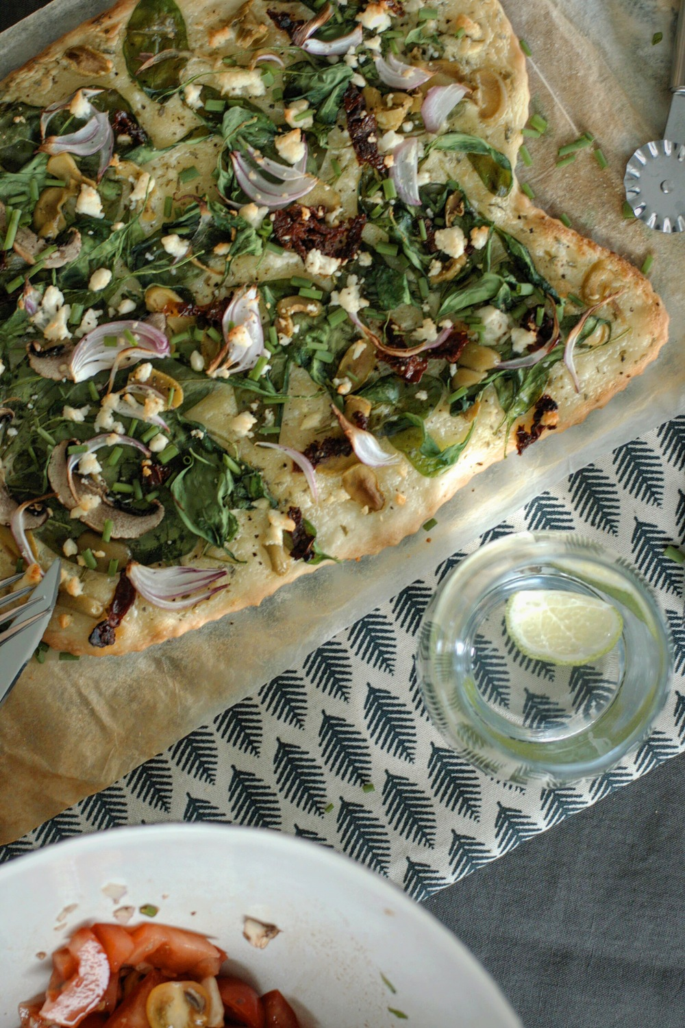 SHAREAT-Flammkuchen