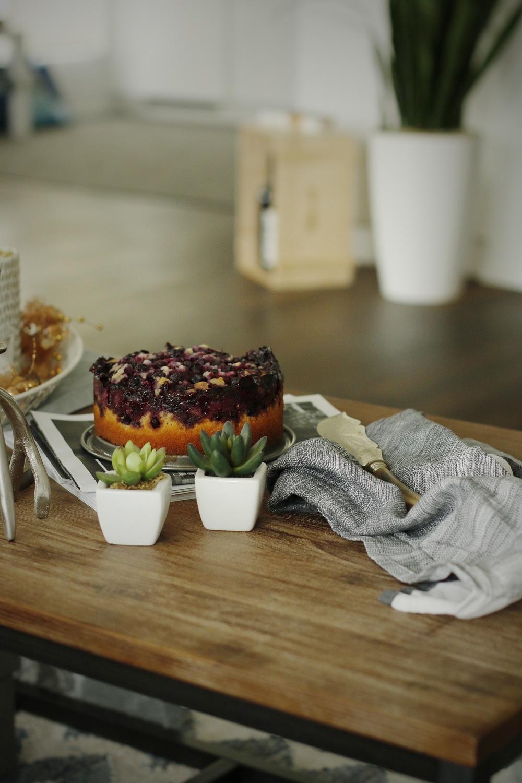 SHAREAT-Heidelbeer-Kuchen