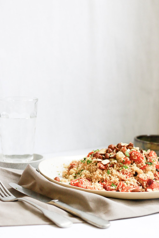 SHARE & EAT - Mandelcouscous-mit-Zimtkarotten