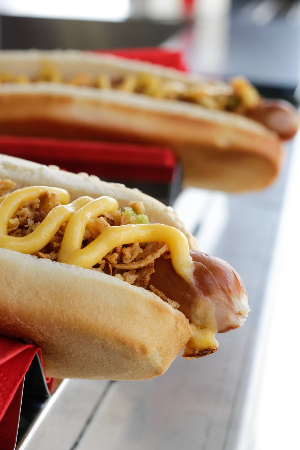 SHARE & EAT - Hot Dog - Grand Casino Luzern