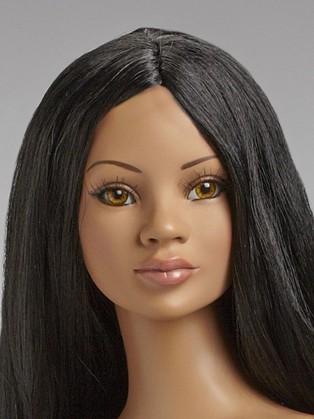 American Model AA Basic, AA AM head sculpt with inset eyes
