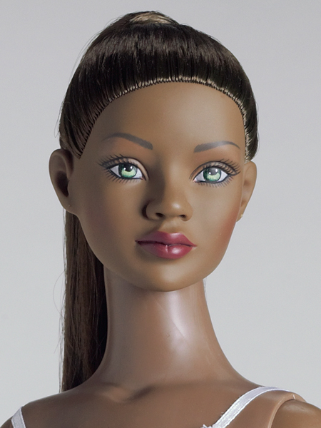 2008 Basic AA American Model, AA sculpt with painted eyes