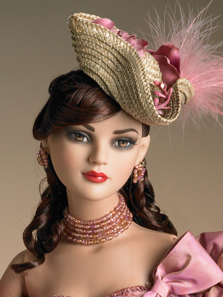 Creole Romance, American Model sculpt with painted eyes