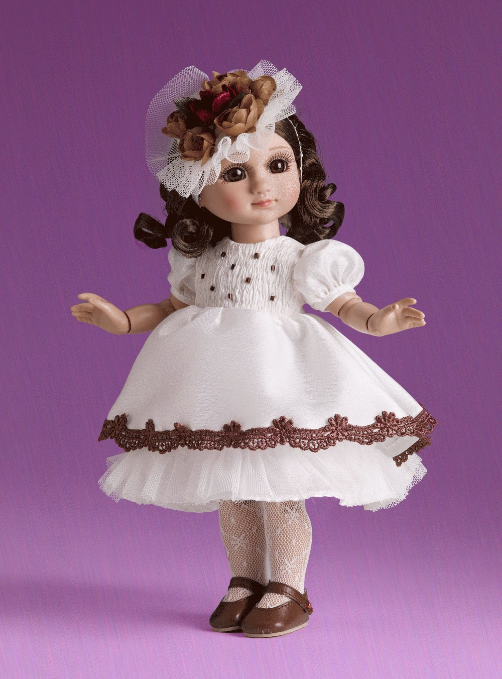 Vanilla Cupcake Aggie