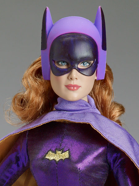 Earlier version of Batgirl 1966, with photoshopped new face, but the same original hairstyle.