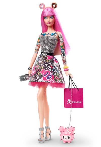Tokidoki Barbie 2015