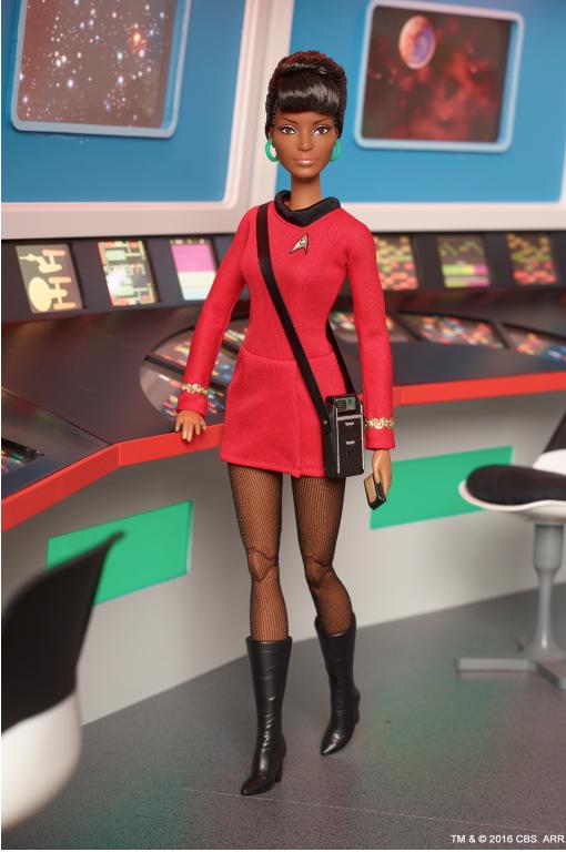 Star Trek™ Uhura Doll