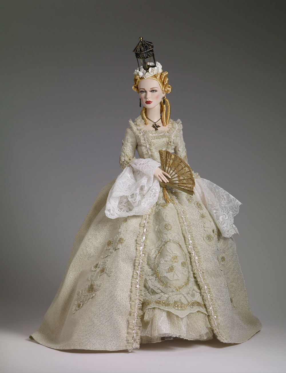 Belle Dame American Model $375 LE100, Mary head sculpt