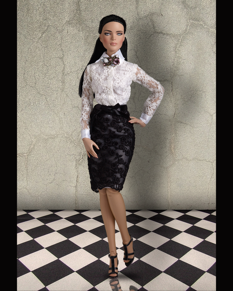 Tyler Wentworth 2016 $190 LE150 Chic body, Tyler head, Bisque skin tone