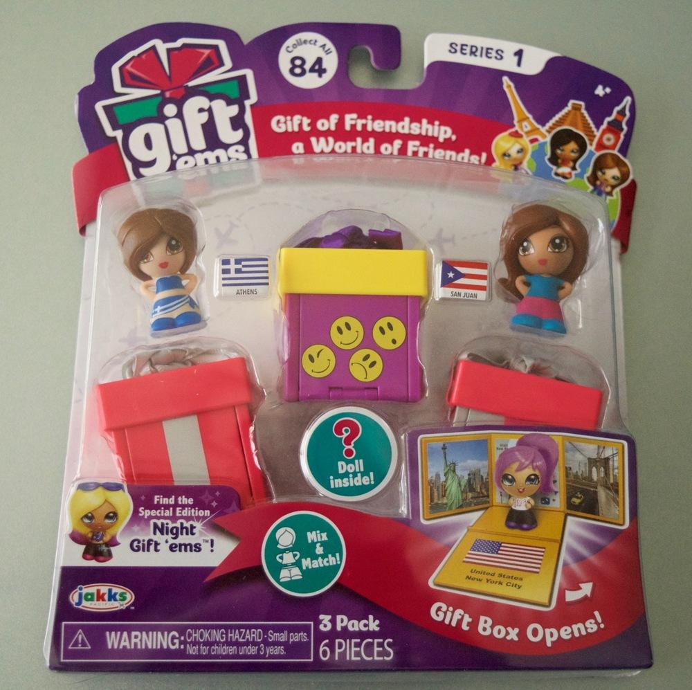 Gift 'Ems 3-pack